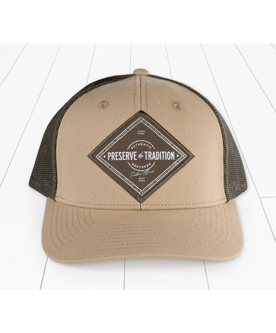 Southern Marsh - Trucker Hat - Southern Tradition - Retro