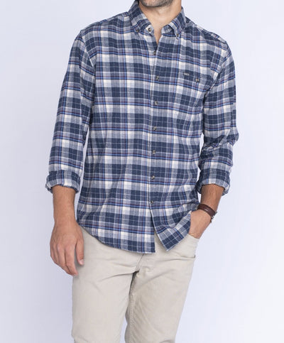 Southern Shirt Co - Riverchase Heather Flannel