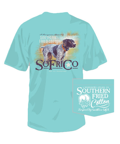 Southern Fried Cotton - Bella Tee