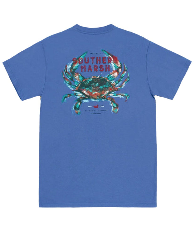 Southern Marsh - Impressions - Crab Tee