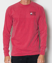 Southern Fried Cotton - Big Cotton Long Sleeve Front