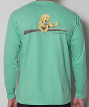Southern Shirt Co. - Retriever Long Sleeve - Pesto