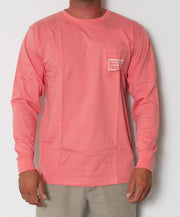Southern Marsh - Authentic Long Sleeve Azalea Front