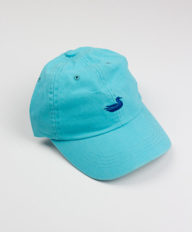 Southern Marsh - Washed Hat Antigua Blue with Slate Duck