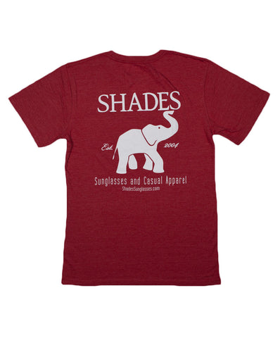 Shades - Elephant Pocket Tee
