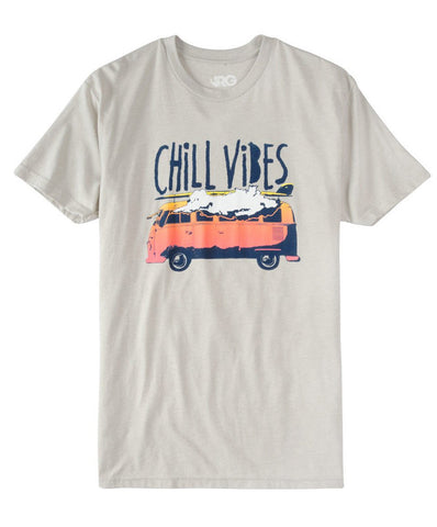 Rowdy Gentleman - Chill Vibes Vintage Tee