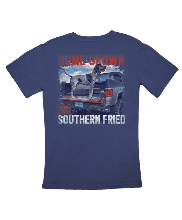 Southern Fried Cotton - Mav's Truck Tee