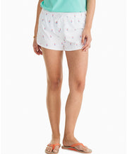 Southern Tide - Popsicle Knit Lounge Short 3""