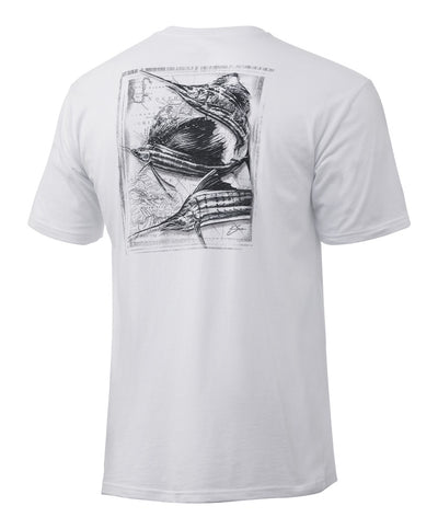 Huk - Sailfish Tourney Short Sleeve Tee