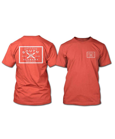 65 South - Patch Logo Tee