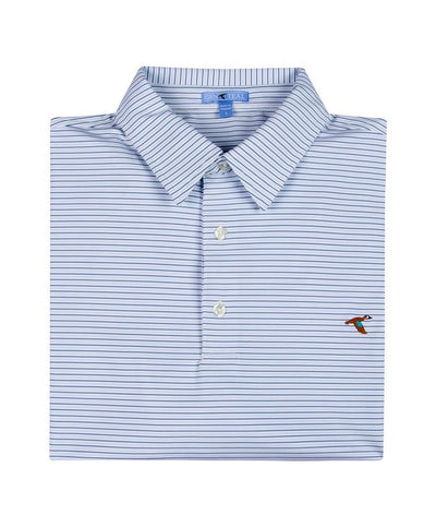 GenTeal - Trellis Performance Polo