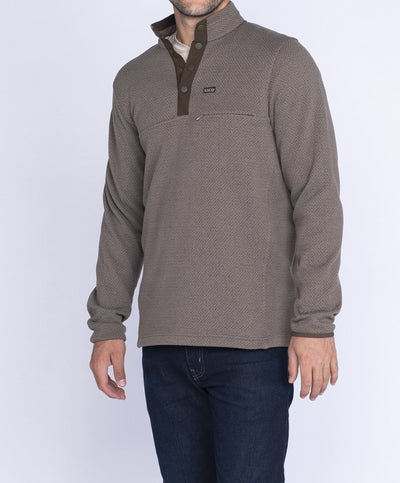 Southern Shirt Co - Tundra Snap Fleece