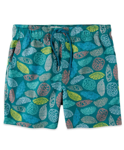 Rowdy Gentleman - Current Surfers Swim Trunks