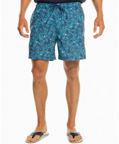 Southern Tide - Banana Leaf Swim Trunk