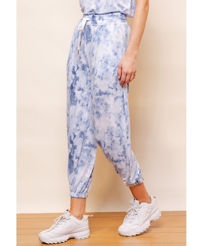 Perfect Pastime Tie Dye Jogger