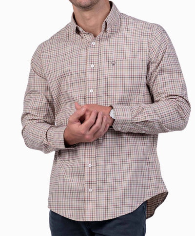 Southern Shirt Co - Briarfield Check Long Sleeve Shirt