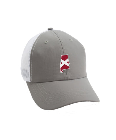 The State Company - AL Performance Mesh Back Hat