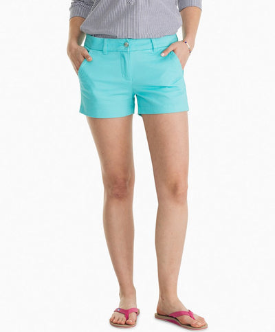"Southern Tide - 3"" Leah Shorts"