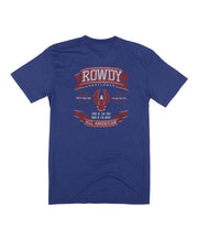 Rowdy Gentleman - The All American T-Shirt Back