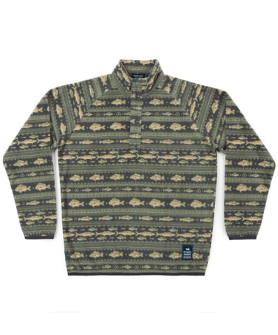 Southern Marsh - Angler Fleece Pullover