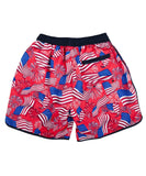 Rowdy Gentleman - National Anthem Swim Trunks