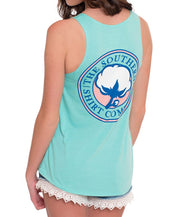 Southern Shirt Co - Slouchy Scoop Neck Tank