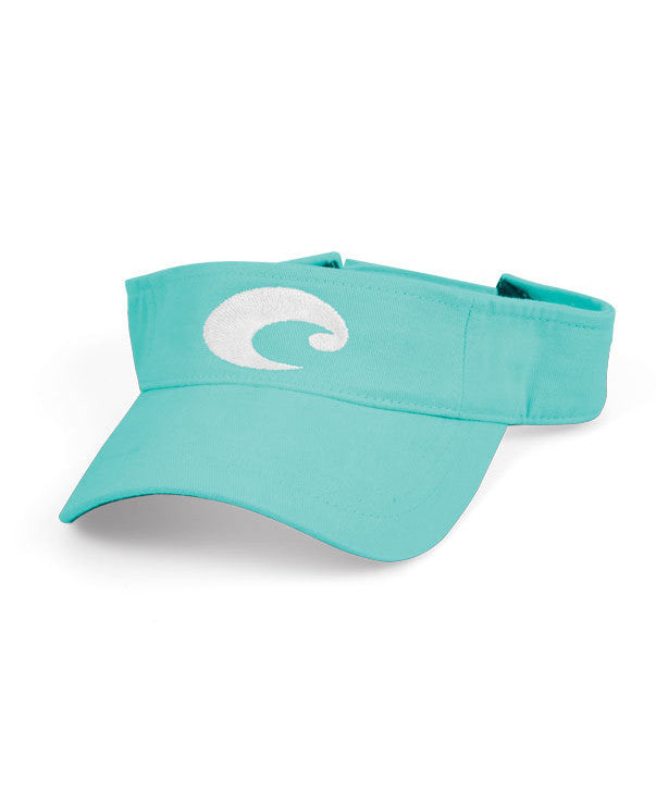 Costa - Cotton Visor - Aquamarine