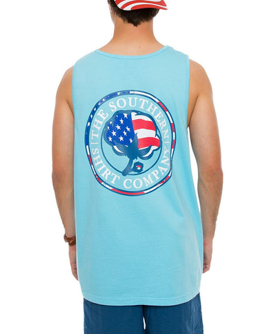 Southern Shirt Co. - American Tank Top - Atlas