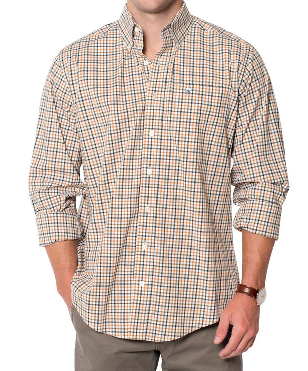 Southern Shirt Co - Yorkshire Check Long Sleeve