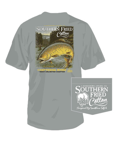 Southern Fried Cotton - Trout Unlimited