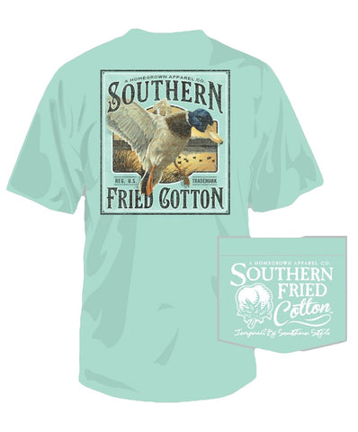 Southern Fried Cotton - Landing Zone Tee