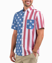 Southern Shirt Co - Team America Baja Short Sleeve Shirt