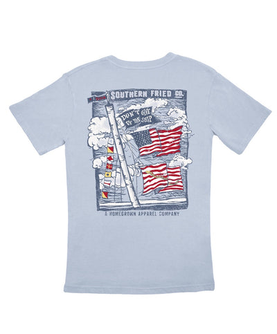 Southern Fried Cotton - Don't Give Up The Ship Tee