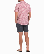 Southern Shirt Co - Off The Clock Baja Short Sleeve Shirt