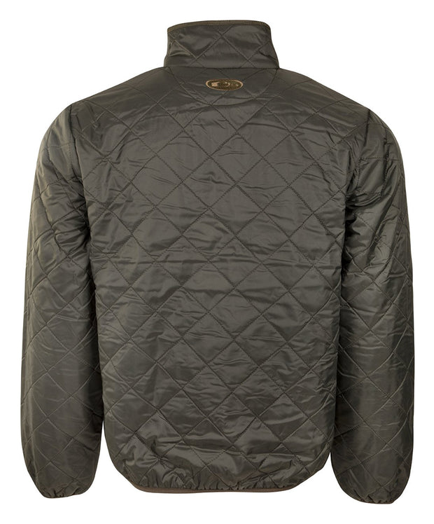 Drake - Delta Fleece-Lined Quilted Jacket