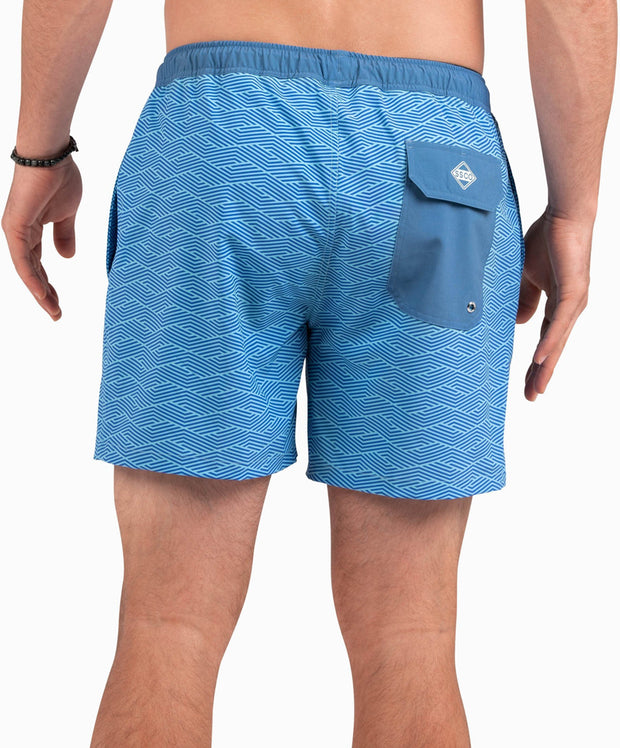 Southern Shirt Co - Oasis Swim Shorts