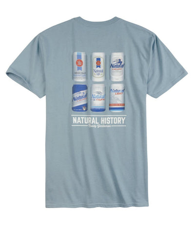 Rowdy Gentleman - Natural History Pocket Tee