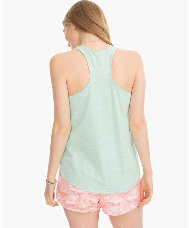 Southern Tide - You, Me, and the Sea Tank Top