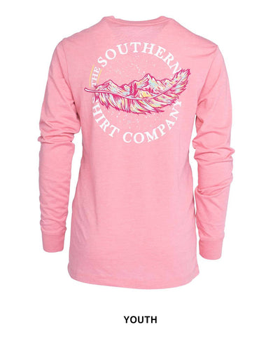 Southern Shirt Co - Girls Wish Upon A Star Long Sleeve Tee