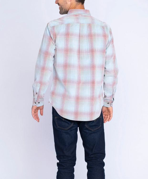 Southern Shirt Co - Braxton Lightweight Cord Flannel Shirt