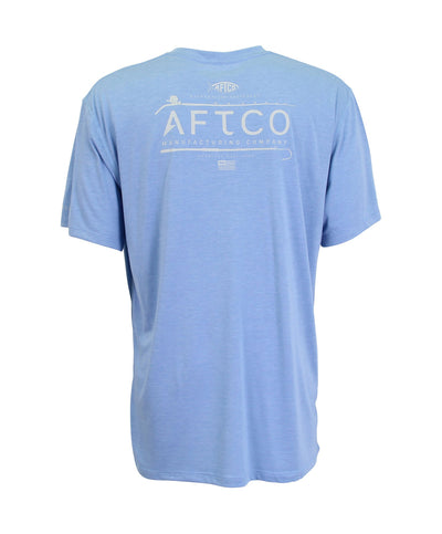 Aftco - Fishtale Kottinu Performance Tee