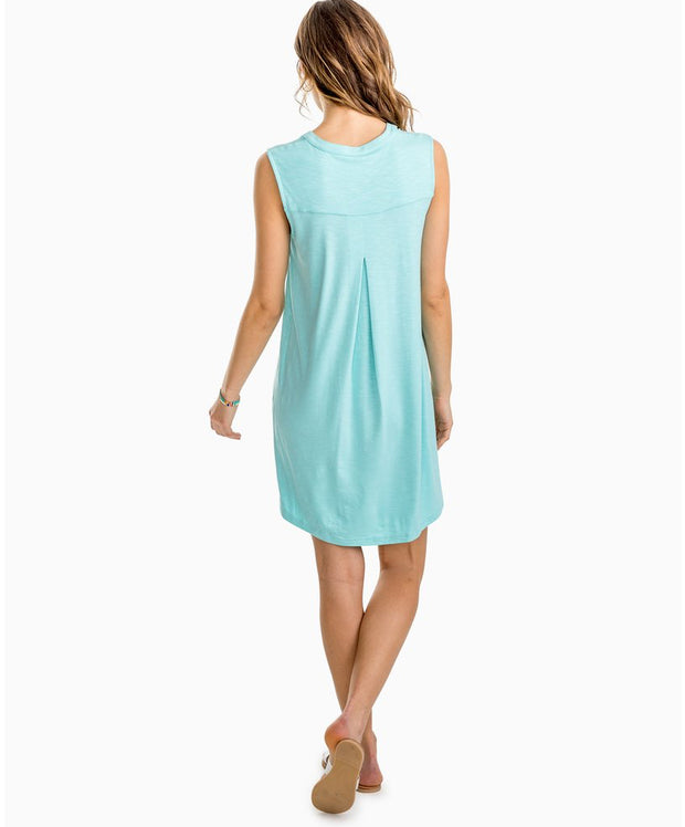 Southern Tide - Jamie V-Neck Sleeveless Dress