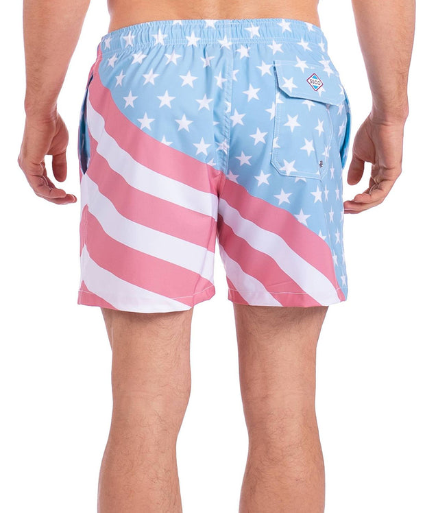 Southern Shirt Co - Da Champ Swim Trunks