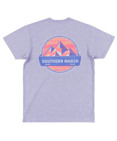 Southern Marsh - Branding - Summit Short Sleeve Tee
