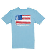 Southern Shirt Co - Youth USA Flag Tee