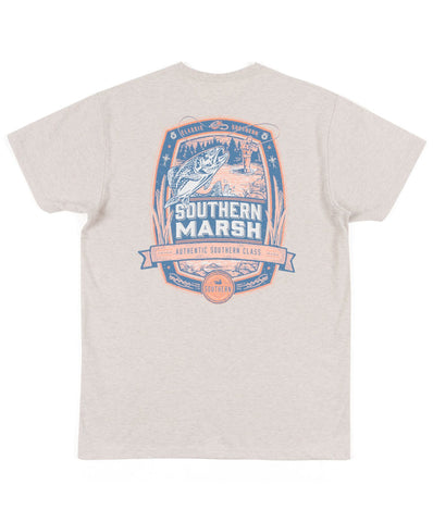 Southern Marsh - Genuine - Fly Fishing Short Sleeve Tee