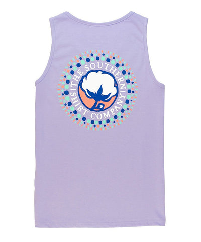 Southern Shirt Co - Youth Watercolor Logo Tank
