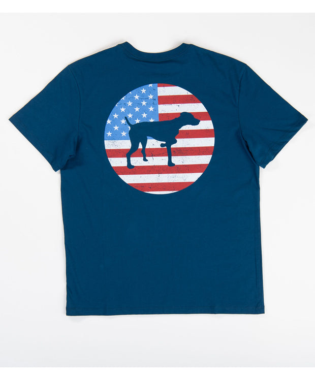 Southern Point - Stars & Stripes Signature Tee