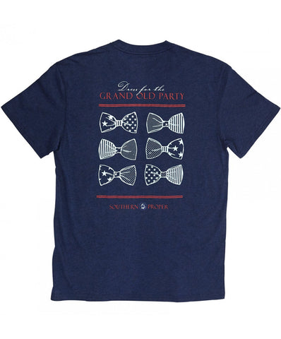 Southern Proper - Dress For GOP Tee