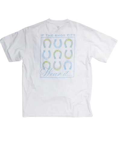 Southern Proper - If The Shoe Fits Tee